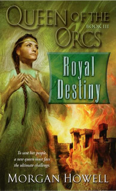 Royal Destiny - Original Cover
